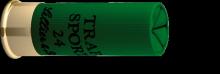 náboj SB 12x70-2,4mm TRAP 24g Sport