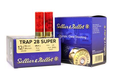 náboj SB 12x70 TRAP 28 SUPER