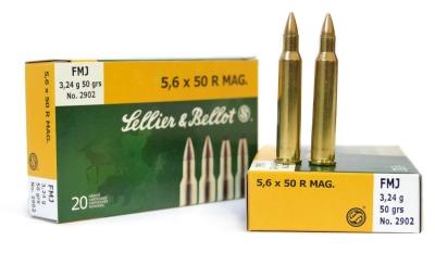 SB 5,6x50 R Magnum 2902 FMJ 3,24g
