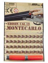 náboje hračka - Montecarlo Edison cal.12