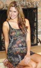 noční košilka - domácí šaty Wilderness - Mossy Tank Nightgown (604621), vel. XXL