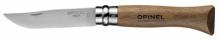 nůž OPINEL - *002022* No.08 VRI Inox, rukojeť vlašský ořech