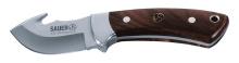 lovecký nůž SAUER - stahovací, kožené pouzdro (10283)