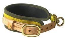 obojek NIGGELOH - Collar Ultra, žluto-zelený