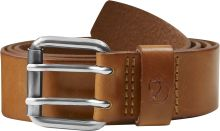 opasek FJÄLLRÄVEN - Singi Two - Pin Belt (77356), barva 249 - Leather Cognac