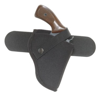 Opaskové pouzdro Dasta * 293/S * boční s ocelovou sponou