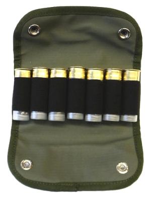 Opaskové pouzdro Dasta * 309-1 * 7ks brokových nábojů
