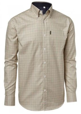 pánská košile Chevalier - Carl Shirt BD LS