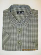 pánská košile Luko (034230) - myslivecká s krátkým rukávem