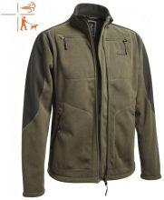pánská větruodolná bunda CHEVALIER - Gale Windblocker, fleecová bunda, zelená (4279G)