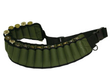pás NIGGELOH - na 17 brokových nábojů, hnědý (0711 00013)