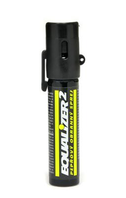 Pepřový obranný spray EQUALIZER 2 (20ml) - tekutá střela