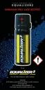 Pepřový obranný spray EQUALIZER 2 (50ml) - tekutá střela