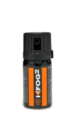 Pepřový obranný spray K-FOG 2 (40ml) - mlha