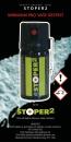 Pepřový obranný spray STOPER 2 (40ml) - pěna