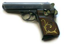 pistole samonabíjecí ČZ - CZ 50, r. 7,65 Brow.