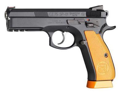pistole samonabíjecí CZ 75-01 Shadow Orange
