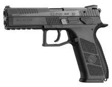 pistole samonabíjecí CZ P-09, r. 9mm Luger, oba ovladače