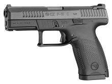 pistole samonabíjecí CZ P-10 C, černá, r. 9 mm Luger