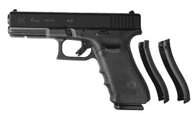 pistole samonabíjecí Glock 17 GEN 4