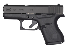 pistole samonabíjecí GLOCK - G 43