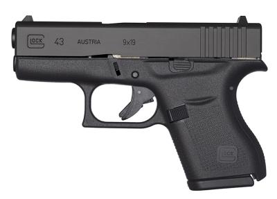 pistole samonabíjecí Glock G 43