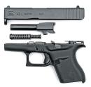 pistole samonabíjecí Glock G 43 rozložená
