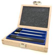 pistolové čištění MEGALINE - dřevěná dárková kazeta (085/9)