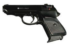 plynová pistole EKOL Major M 88, ráže 9 P.A. - barva černá