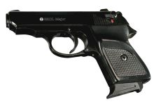 plynová pistole EKOL - Major M 88, r.9 P.A. Black (černá)