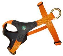 postroj na psa NIGGELOH - Follow Start, hnědo-oranžový