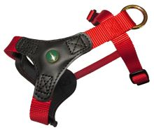 postroj na psa NIGGELOH - Start, černo-červený