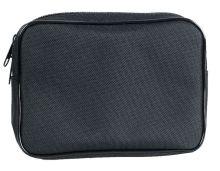 pouzdro DASTA - 837, 18 x 13 cm, služební brašnička na doklady, zip s jezdcem, horizontální