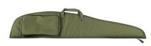 pouzdro DASTA na pušku s optikou - 303G LOV 3, zelené, všitá molitanová vložka 2