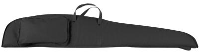 Pouzdro na pušku Dasta * 331B * LOV7 černé s optikou, všitá molitanová vložka 2