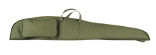 pouzdro DASTA na pušku - 331G LOV 7, zelené, všitá molitanová vložka 2