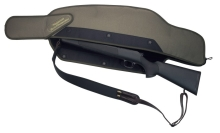 pouzdro NIGGELOH - s dlouhou klaplí, na zbraň s optikou, 115 do 130cm (0711 00005)