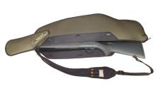 pouzdro NIGGELOH - s krátkou klaplí na zbraň do 1,15m s optikou (0711 00004)
