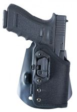 pouzdro opaskové DASTA - 730 DLB 12D/Pd, skryté nošení zbraně, pádlo Pd