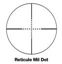 záměrný kříž MilDot (Gamo MD 4-16x50AO)