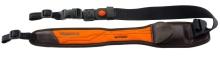 řemen NIGGELOH - Action, rychloovladatelný, nylon a neopren, oranžový (1311 00002)