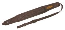 řemen NIGGELOH - Premium I, kožený s výstuhou, hnědý (031100002)