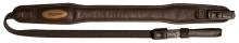 řemen NIGGELOH - Premium II, kožený s výztuhou, hnědý (0911 00026)