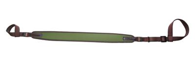 řemen NIGGELOH - Shotgun, neopren, zámek smičkou, zelený (0211 00011)