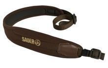 řemen Sauer - ErgoRest hnědý