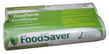 potravinová fólie FoodSaver - sada 2ks rolka, 20x550cm (FSR2002-I)
