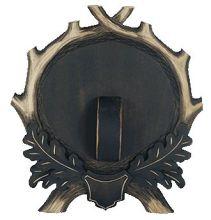 štítek/ podložka PR 11 - divočák deska na zbraně malá, rozměr 23x25 cm