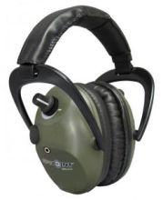 střelecká a zesilující sluchátka SPYPOINT - 6x AMY EEM2-24 (zelená)