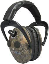střelecká a zesilující sluchátka SPYPOINT - 8x AMY EEM4-24 camo (kamufláž)
