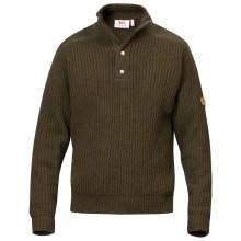 svetr FJÄLLRÄVEN - Värmland T-neck Sweater M (90176), barva 633